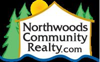 Northwoods Community Realty Logo