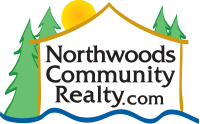 Northwoods Community Realty Logo