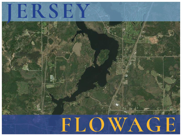 On Water properties on the Jersey Flowage