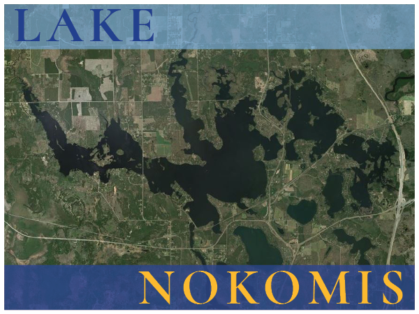 Lake Nokomis waterfront property for sale