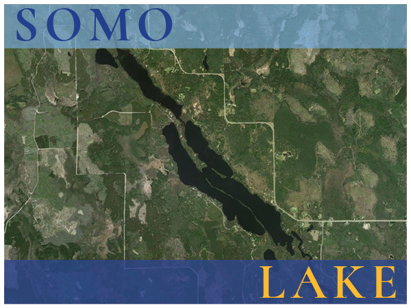 Lake houses for sale on Somo Lake