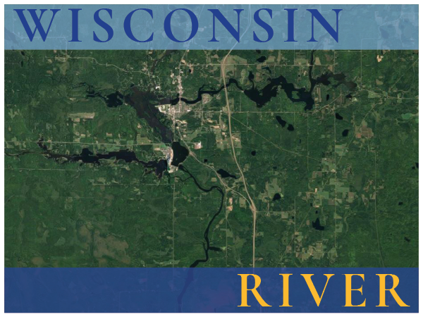 Riverside homes for sale on the Wisconsin River