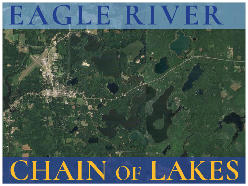 Lake houses for sale on the Eagle River Chain of Lakes