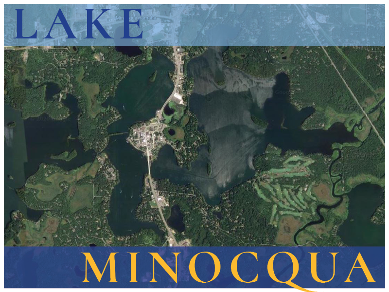 Waterfront real estate on Lake Minocqua