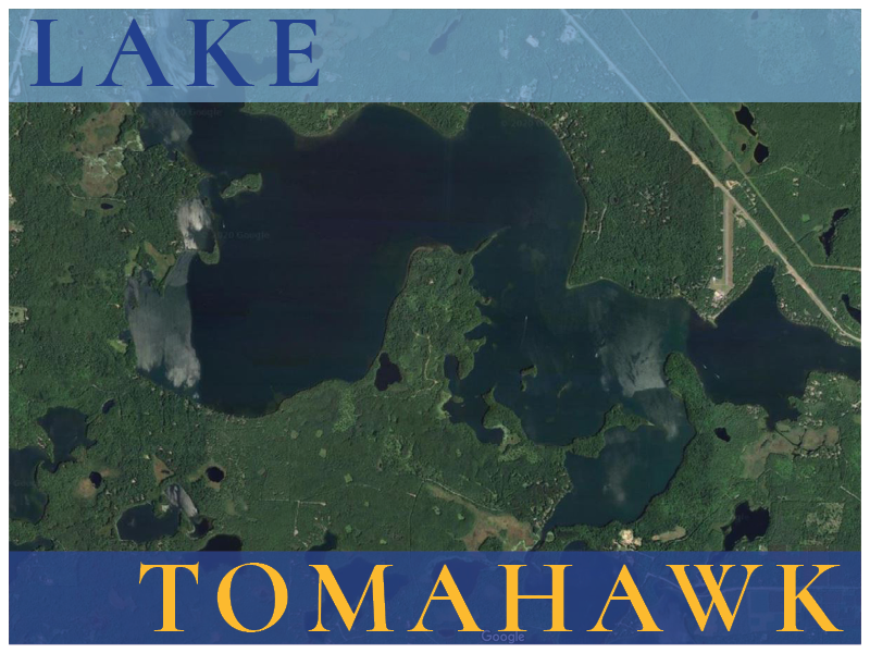 On Water properties on Lake Tomahawk