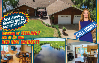 N6063 Highway 107 - Call Jackie Leonhard for Lakefront homes, waterfront lots, lakeside cabins, off water houses, hunting land, commercial property, and all MLS listings for sale in Northern Wisconsin. Call Northwoods Community Realty for all your real estate needs. Whether you're a first time home buyer or you're looking for a vacation home from Lake Nokomis to Lake Minocqua, call Tomahawk's leading real estate office or visit NorthwoodsCommunityRealty.com.